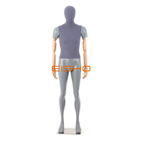 Custom Cloth Model Male Full-Body Clothing  Display Props Window Mannequins