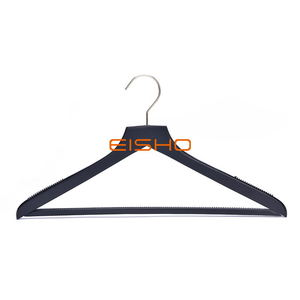 Directly Supply Custom Classic Wooden Hanger For Brand Cloth