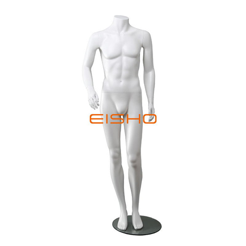 Clothing Store Fitting Model Mannequin Full Body Headless Display Props Abstract
